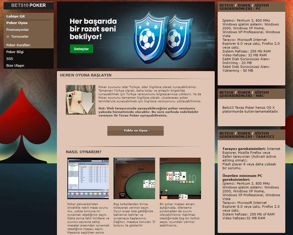 Poker Kurallari Nelerdir