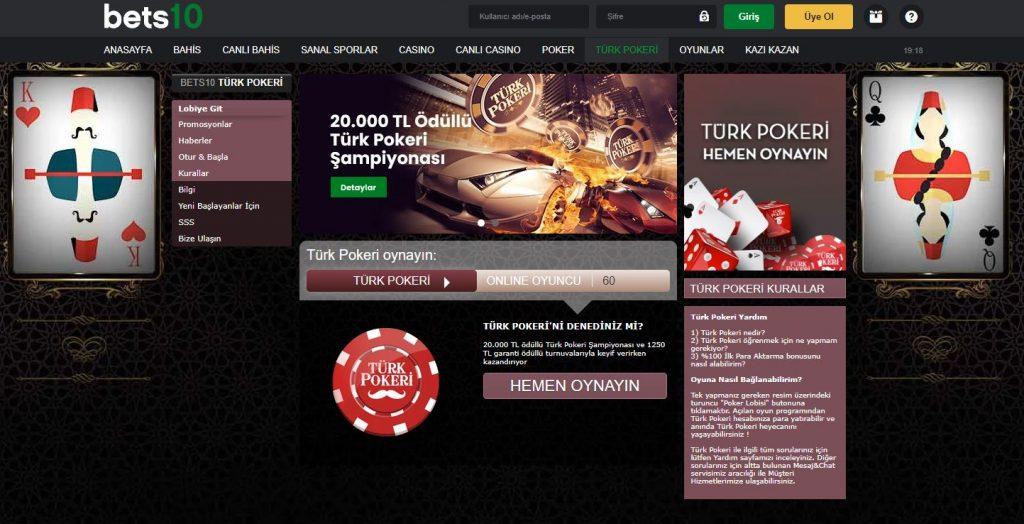 Poker cesitleri - texas holdem - turk pokeri - video poker